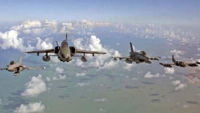 Koalisyon uçakları Irak'ta IŞİD hedeflerini vurdu