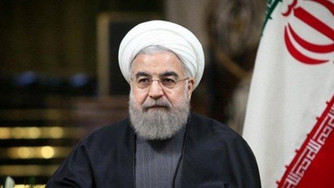 Ruhani: Suriye krizinin askeri çözümü olmayacaktır