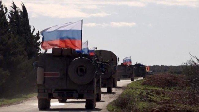 Rusya'dan Haseke'de yeni askeri üs