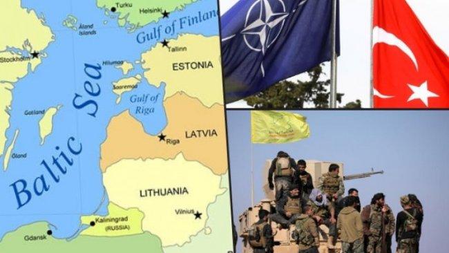 Türkiye NATO savunma planına yönelik YPG blokajını kaldırdı