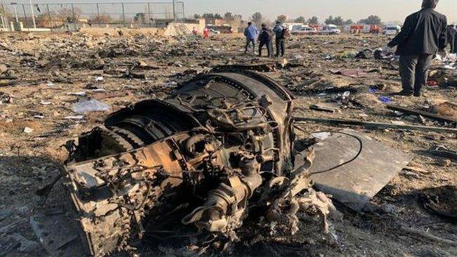 İran, düşen Ukrayna yolcu uçağı için tazminat ödemeyi kabul etti