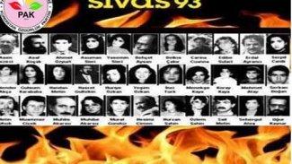 PAK: 2 Temmuz 1993'te Sivas'ta Madımak Oteli'nde Yangında Yakılarak Katledilenleri Saygıyla Anıyoruz