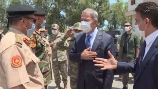 Hulusi Akar: Libya Libyalılarındır diyoruz