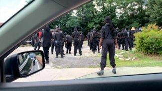 ABD'de 'Black Panther' isimli grup silahlanarak sokağa indi: 'Karşımıza çıkın'