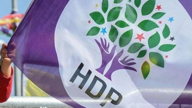 HDP'li dört isim tutuklandı