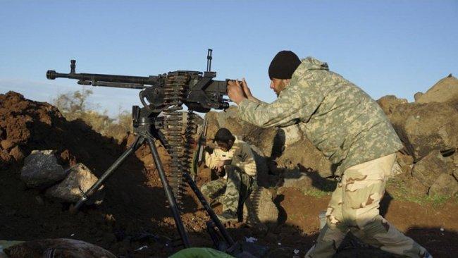 Suriye'de rejim güçleri ve IŞİD arasında şiddetli çatışma: 44 ölü