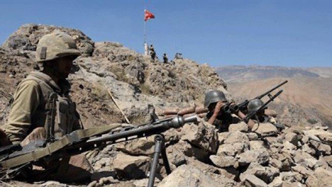 TSK, Kürdistan Bölgesi sınırlarına çok sayıda asker konuşlandırdı