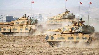 Almanya: Türkiye'nin Rojava'daki varlığı meşru değil