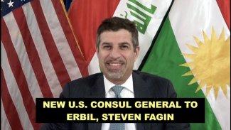 ABD'nin Erbil Başkonsolosu'ndan veda mesajı: Kürdistan halkıyla çalışmak bir şerefti
