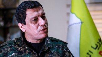 Mazlum Kobani, Rus komutanı ile görüştü