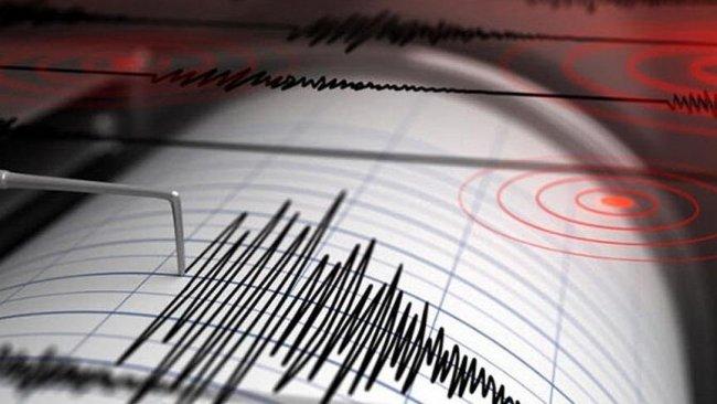 Suriye'de deprem!