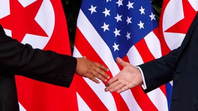 ABD'nin 'görüşmeye hazırız' teklifine Kuzey Kore'den ret
