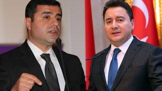 Ali Babacan'dan 'Demirtaş' çıkışı: Tesadüf olamaz!