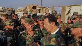 Esad'a yakın 8 komutan gizemli bir şekilde öldürüldü