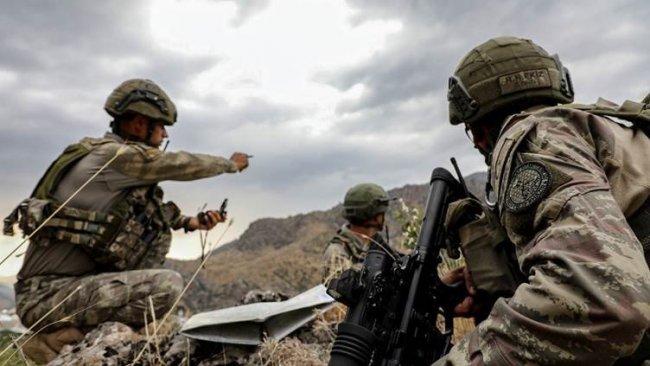 Almanya'dan 'Türkiye'nin PKK'ye karşı yaptığı askeri operasyonlar' raporu