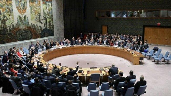 BMGK Rusya'nın Suriye tasarısını reddetti