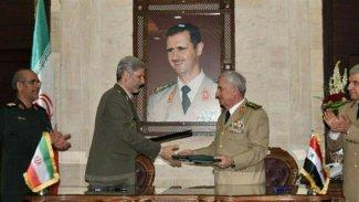 İran ile Suriye arasında askeri işbirliği anlaşması