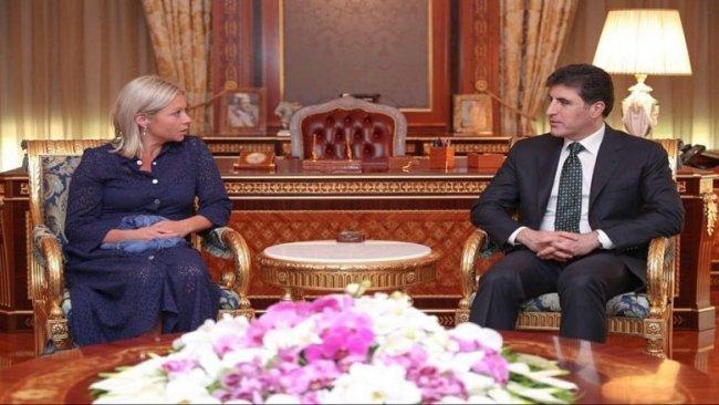 Neçirvan Barzani: Tüm çözümlere hazırız