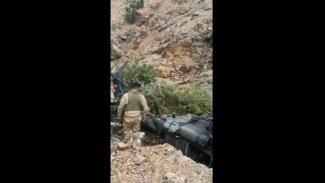 Yeniçağ muhabiri: Lice'de askeri helikopter düştü