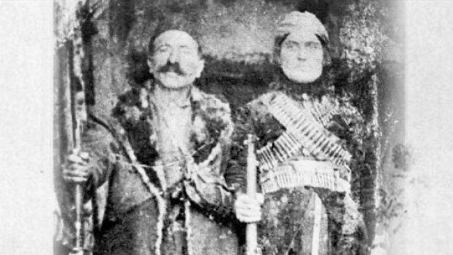 Alişer Bey ve Zarife Hanım'ı Saygıyla Anıyoruz