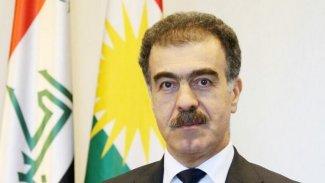 Dizeyi: 'Türkiye,  Kürdistan Bölgesi temsilciliğinin açılmasını istedi'