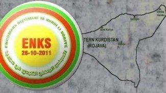 ENKS'den PYD'ye suçlama, uluslararası devletlere Rojava çağrısı