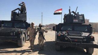 Irak Güvenlik Güçleri 2 sınır kapısına el koydu