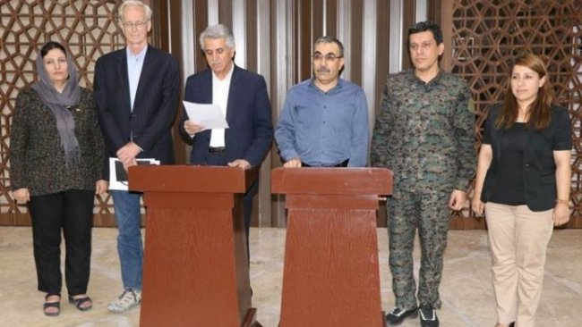 Rojava Kürtleri; birlikte başarıp tarih yazabilecekler mi?