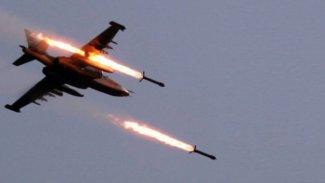 Suriye'de İran destekli milislere hava saldırısı: 35 ölü