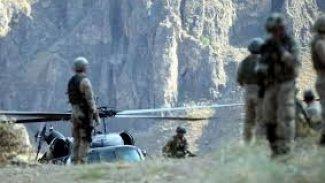 TSK, Derkar nahiyesine çok sayıda asker yığdı