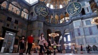 UNESCO'dan Ayasofya açıklaması: Üzgünüz