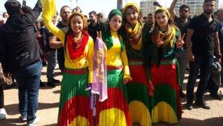 Kürdlerin Özgürlük ve Barış için direnmekten başka yolu varmıdır?