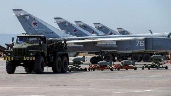 Lazkiye'de askeri hareketlilik...Rus Hmeymim Hava Üssü'ne İHA saldırısı
