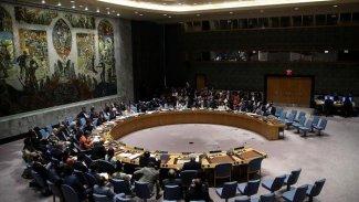 Suriye yardımı BMGK'da kabul edildi