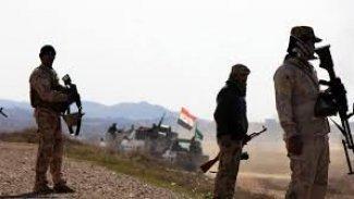 TSK ile Irak Sınır Muhafızları arasında mesafe 5 km...