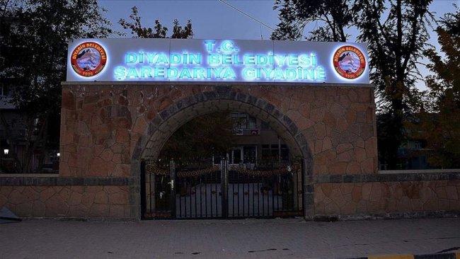 HDP'li Diyadin Belediyesi Eş Başkanı gözaltına alındı