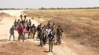 SMO ve Suriye Ordusu arasında esir takası