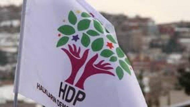 Antep'te, 33 HDP'li hakkında gözaltı kararı
