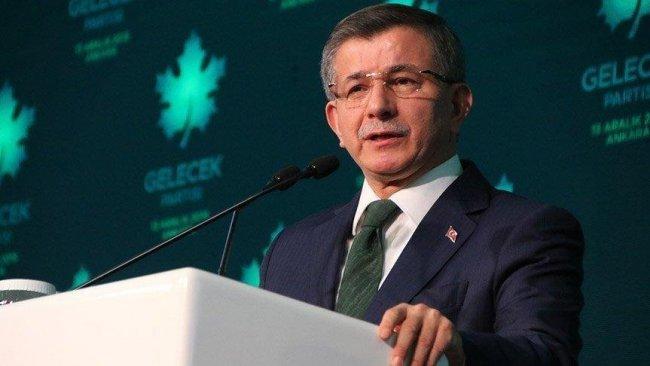 Davutoğlu: Suriye Kürtlerinin hamiliğinin Rusya ve ABD tarafından üstlenilmiş olması büyük ayıbımız