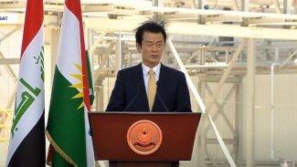 Güney Kore: Kürdistan bölgesinde büyük projelere imza atmaya devam edeceğiz
