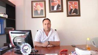 MHP Şemdinli ilçe başkanı istifa etti