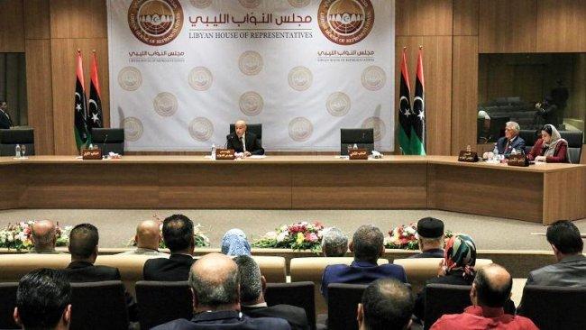 Libya Temsilciler Meclisi'nden Mısır ordusuna 'askeri müdahale' daveti