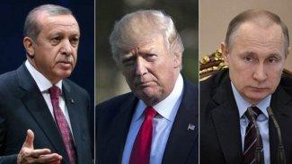 Trump'tan Erdoğan'a dikkat çeken çağrı: 'Bir operasyon işareti mi?'