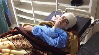 16 yaşındaki Kürt kızı, Kürdistanlıların başlattığı kampanya sayesinde hayata tutundu