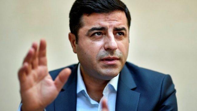 HDP: Meclis, Demirtaş'ın yargılanma sürecini araştırsın