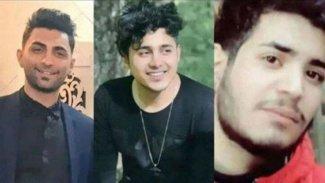 İran'da üç kişinin idam cezası durduruldu