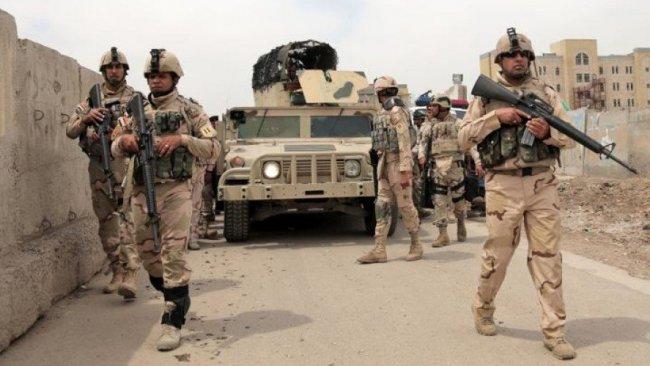 IŞİD'e üç farklı bölgede operasyon