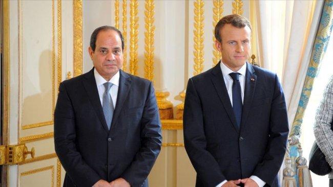 Mısır ve Fransa'dan ortak Libya mutabakatı
