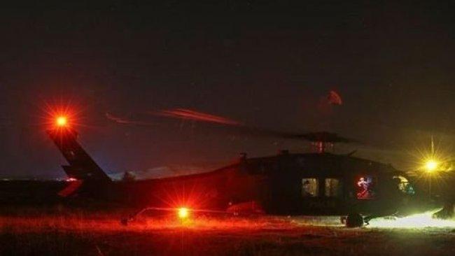 Van'da Emniyet'e ait keşif uçağı düştü