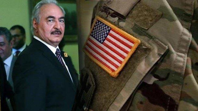 ABD ile Hafter arasında gizli 'Sirte' görüşmesi